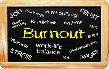 Interview Burnout-Syndrom mit Dr. Huber