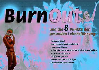 8 Punkte zur Burnout-Prävention