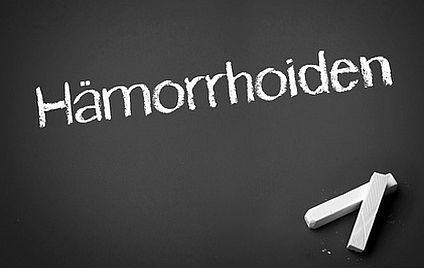 analthrombose geht von alleine weg